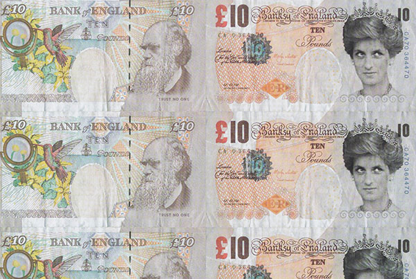 Case of Di-Faced Tenners