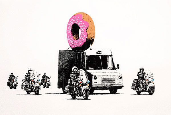 Donuts Strawberry