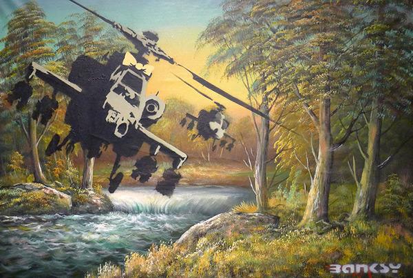 Happy Chopper Crude Oil