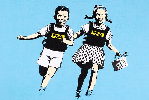 Police Kids (Jack & Jill)