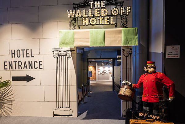 Walled Off Hotel